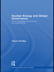 Nuclear Energy and Global Governance - 1st Edition book cover