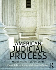 American Judicial Process - 1st Edition book cover
