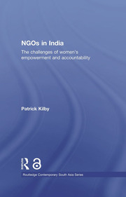 NGOs in India - 1st Edition book cover