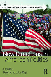 New Directions in American Politics - 1st Edition book cover