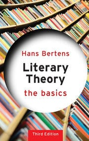 Literary Theory: The Basics - 3rd Edition book cover