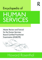 Encyclopedia of Human Services - 1st Edition book cover
