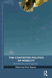 The Contested Politics of Mobility - 1st Edition book cover
