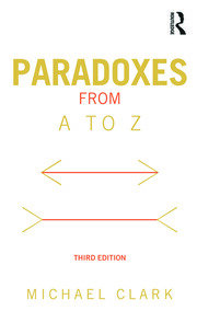 Paradoxes from A to Z - 3rd Edition book cover