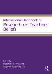 International Handbook of Research on Teachers' Beliefs - 1st Edition book cover