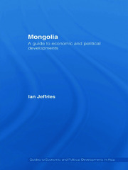 Mongolia - 1st Edition book cover