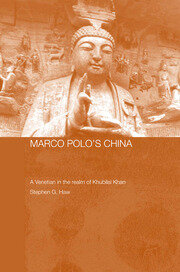 Marco Polo's China - 1st Edition book cover