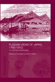 Russian Views of Japan, 1792-1913 - 1st Edition book cover