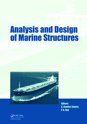 Analysis and Design of Marine Structures: including CD-ROM