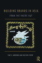 Building Brands in Asia : From the Inside Out - 1st Edition book cover