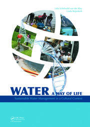 Water: A way of life - 1st Edition book cover
