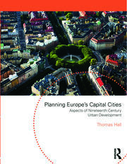 Planning Europe's Capital Cities - 1st Edition book cover