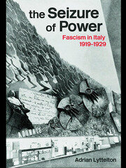 The Seizure of Power - 1st Edition book cover