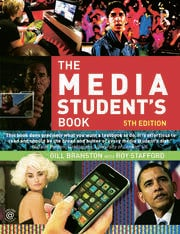 The Media Student's Book - 5th Edition book cover