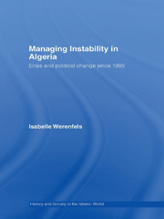 Managing Instability in Algeria - 1st Edition book cover