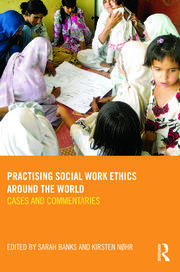 Practising Social Work Ethics Around the World - 1st Edition book cover