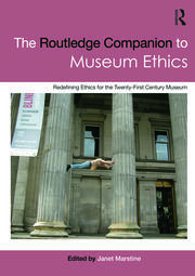 The Routledge Companion to Museum Ethics - 1st Edition book cover