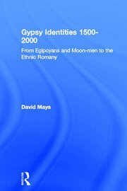 Gypsy Identities 1500-2000 - 1st Edition book cover