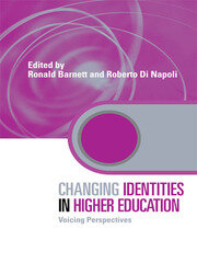 Changing Identities in Higher Education: Voicing Perspectives