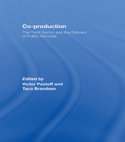 Co-production - 1st Edition book cover
