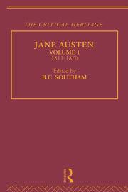 Jane Austen - 1st Edition book cover