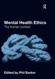 Mental Health Ethics - 1st Edition book cover