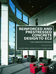 Reinforced and Prestressed Concrete Design to EC2 - 2nd Edition book cover