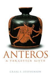 Anteros - 1st Edition book cover