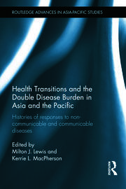 Health Transitions and the Double Disease Burden in Asia and the Pacific - 1st Edition book cover
