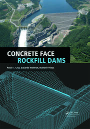 Concrete Face Rockfill Dams - 1st Edition book cover