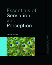 Essentials of Sensation and Perception - 1st Edition book cover