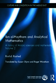 Ibn al-Haytham and Analytical Mathematics - 1st Edition book cover