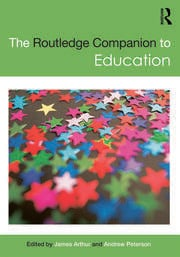 The Routledge Companion to Education - 1st Edition book cover