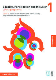 Equality, Participation and Inclusion 1 - 2nd Edition book cover
