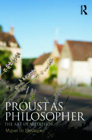 Proust as Philosopher - 1st Edition book cover