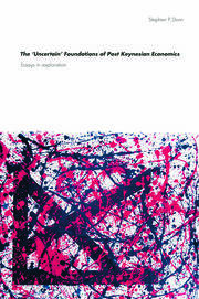 The 'Uncertain' Foundations of Post Keynesian Economics - 1st Edition book cover