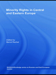 Minority Rights in Central and Eastern Europe - 1st Edition book cover