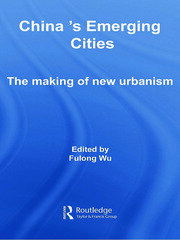 China's Emerging Cities - 1st Edition book cover