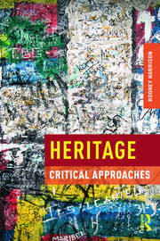 Heritage - 1st Edition book cover