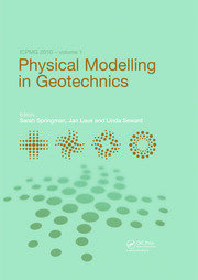 Physical Modelling in Geotechnics, Two Volume Set: Proceedings of the 7th International Conference on Physical Modelling in Geotechnics (ICPMG 2010), 28th June - 1st July, Zurich, Switzerland