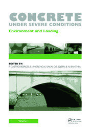 Concrete Under Severe Conditions, Two Volume Set