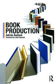 Book Production - 1st Edition book cover