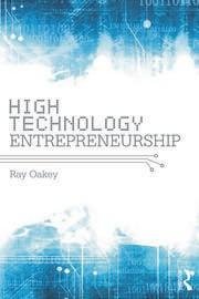 High-Technology Entrepreneurship - 1st Edition book cover