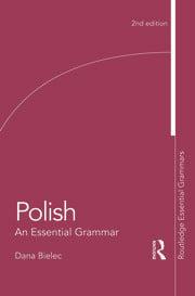 Polish: An Essential Grammar - 2nd Edition book cover