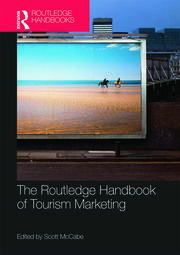 The Routledge Handbook of Tourism Marketing - 1st Edition book cover
