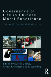 Governance of Life in Chinese Moral Experience - 1st Edition book cover