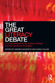 The Great Literacy Debate - 1st Edition book cover
