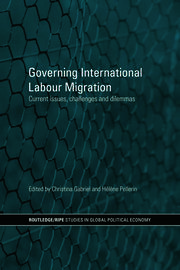 Governing International Labour Migration - 1st Edition book cover