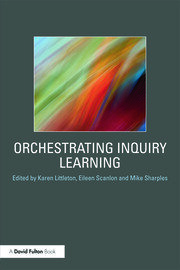 Orchestrating Inquiry Learning - 1st Edition book cover