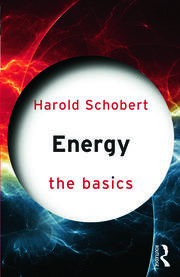 Energy: The Basics - 1st Edition book cover